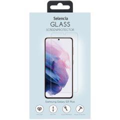 Selencia Pellicola Protettiva in Vetro Temperato Samsung Galaxy S21 Plus