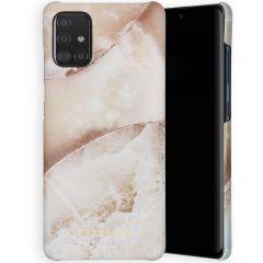 Selencia Maya Cover Fashion Samsung Galaxy A71 - Earth White