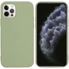 iMoshion Cover Color iPhone 12 (Pro) - Verde