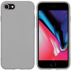 iMoshion Cover Color iPhone SE (2020) / 8 / 7 - Grigio