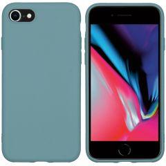 iMoshion Cover Color iPhone SE (2020) / 8 / 7 - Verde scuro
