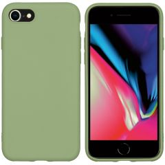 iMoshion Cover Color iPhone SE (2020) / 8 / 7 - Verde