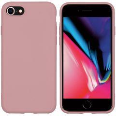 iMoshion Cover Color iPhone SE (2020) / 8 / 7 - Rosa chiaro