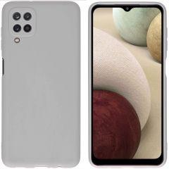 iMoshion Cover Color Samsung Galaxy A12 - Grigio