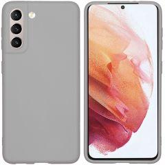 iMoshion Cover Color Samsung Galaxy S21 - Grigio