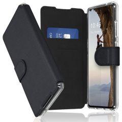 Accezz Xtreme Custodia Portafoglio Samsung Galaxy S21 FE - Nero