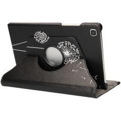 iMoshion Custodia a Libro Design Girevole a 360° Galaxy Tab A7 - Dandelion