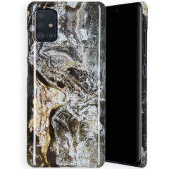 Selencia Maya Cover Fashion Samsung Galaxy A51 - Quartz Black