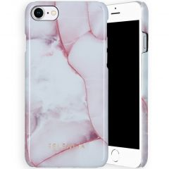 Selencia Maya Cover Fashion iPhone SE (2020) / 8 / 7 / 6(s) - Agate Rose