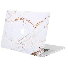 iMoshion Cover per Laptop Design MacBook Pro 16 inch  (2019) - White Marble