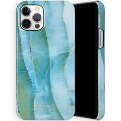 Selencia Maya Cover Fashion iPhone 12 (Pro) - Agate Blue