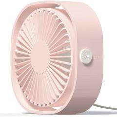 iMoshion USB Ventilatore da tavolo - Rosa