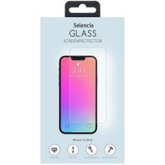Selencia Pellicola Protettiva in Vetro Temperato iPhone 13 / 13 Pro