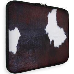 iMoshion Design Sleeve Universale 15 inch - Happy Cow