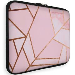 iMoshion Design Sleeve Universale 15 inch -  Pink Graphic