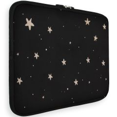 iMoshion Design Sleeve Universale 15 inch -  Stars Gold