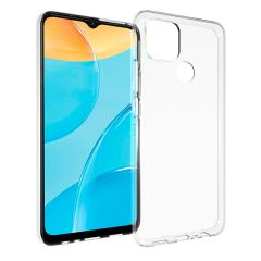 Accezz Cover Clear Oppo A15 - Trasparente
