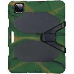 Custodia protettiva Army Extreme iPad Pro 11 (2018-2020-2021) - Verde