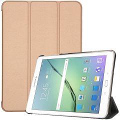 iMoshion Custodia Trifold Samsung Galaxy Tab S2 9.7 - Oro