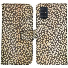 iMoshion Design Custodia a Libro Morbida Samsung Galaxy A51 - Allover de luxe