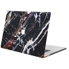 iMoshion Cover per Laptop Design MacBook Pro 16 inch  (2019) - Black Marble